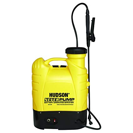 Pump-up Spray Pack